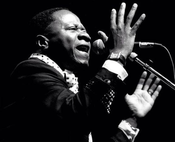 Papa Wemba DRC Musician