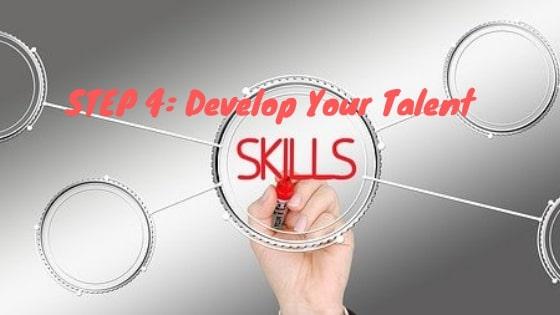 Develop your talent