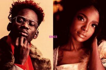 Mr Eazi ft Xenia Manasseh cherry Lyrics