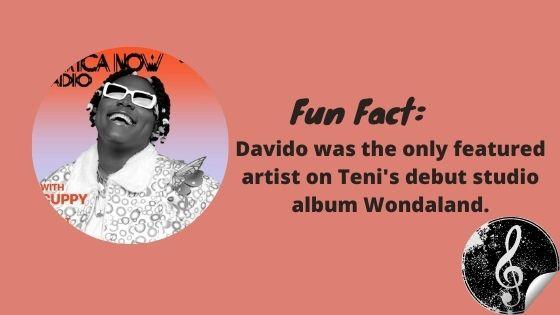 Teni Fun Facts