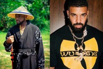 Drake and Davido Trend