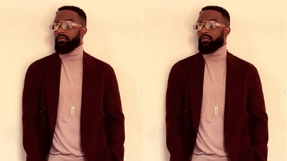 Fally Ipupa (From DR Congo Central Africa)
