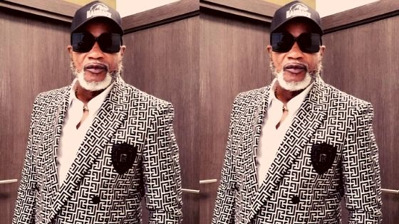 Koffi Olomide (From DR Congo Central Africa)