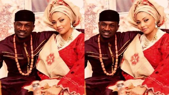 Peter Okoye Wife and Kids