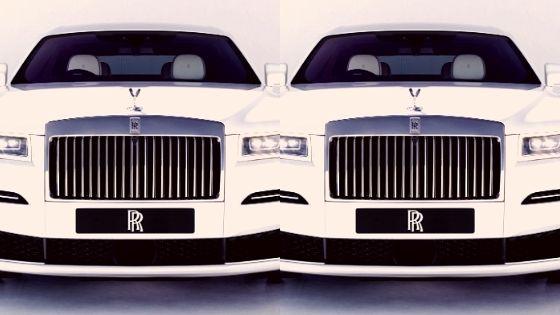 Ali Kiba Rolls-Royce Ghost