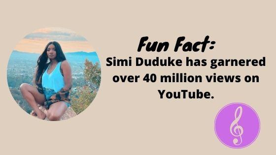 Simi Fun Facts