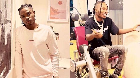 Lil Kesh ft Naira Marley korope lyrics