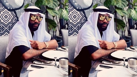 What are Fally Ipupa sources of income