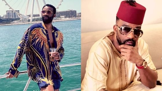 how much Fally Ipupa is worth