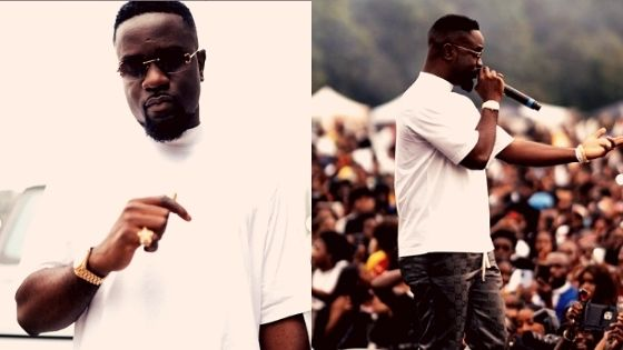 Who Produced Sarkodie Non Living Thing