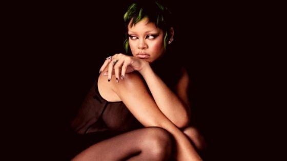 Rihanna Star Struck On Meeting Tems